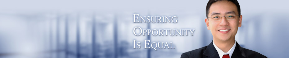 Ensuring Opportunity Is Equal